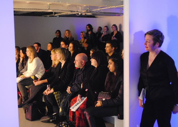 Screening of MA Fashion Media Production, MA Fashion Journalism and MA Fashion Photography