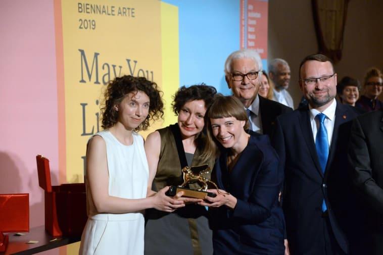 Bienalle Winners