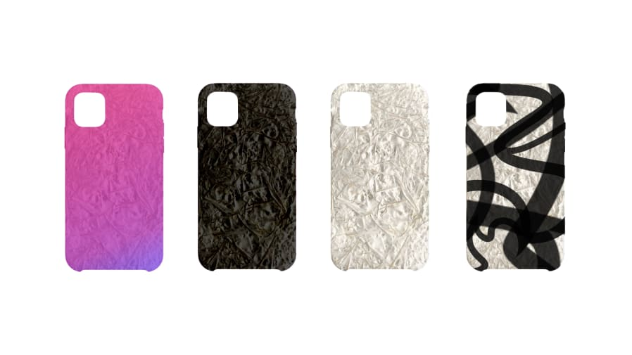 Series of phone cases