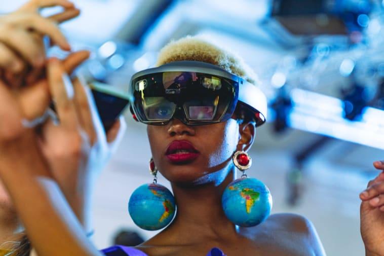 Future of Fashion event, LCF