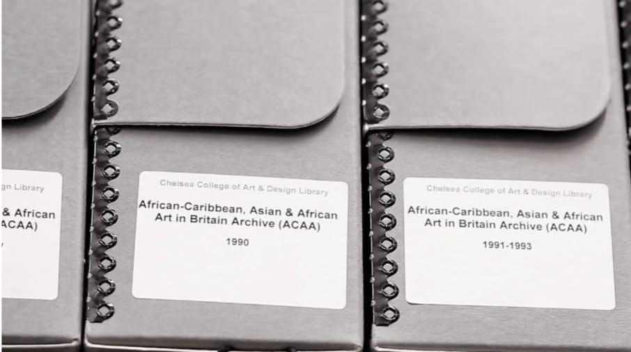 film still archive folder
