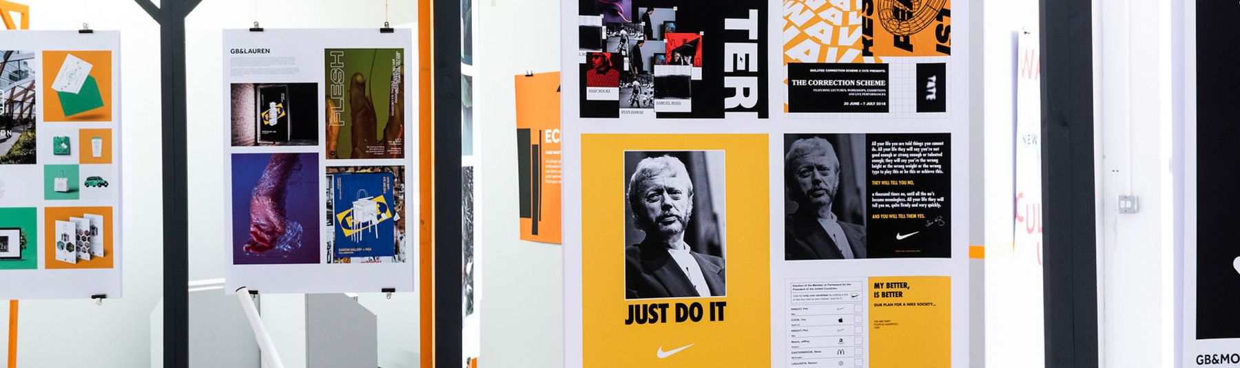 BA (Hons) Graphic Branding and Identity | UAL