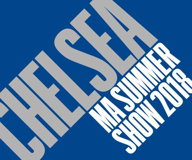Chelsea MA Summer Show 2018