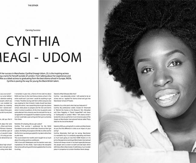 Graduate Spotlight: MA Fashion Journalism graduate Nateisha Monique Scott