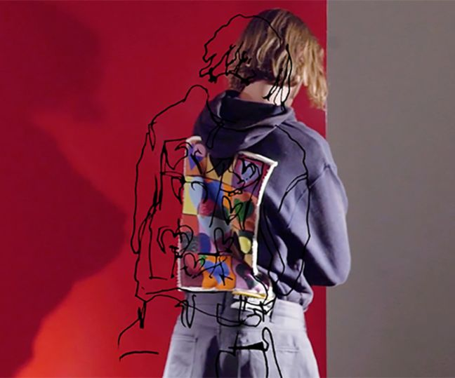 Megan St Clair Morgan discusses fashion illustration, working with JW Anderson and Paris Fashion Week