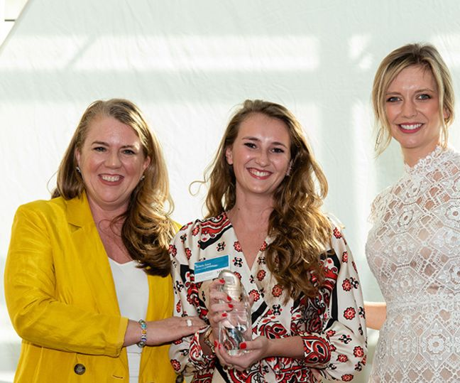 Victoria Stance talks to us about winning Undergraduate of the Year, Ralph Lauren and TARGETjobs
