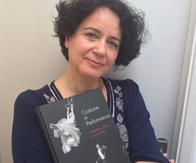 Donatella Barbieri shortlisted for Theatre Book Prize
