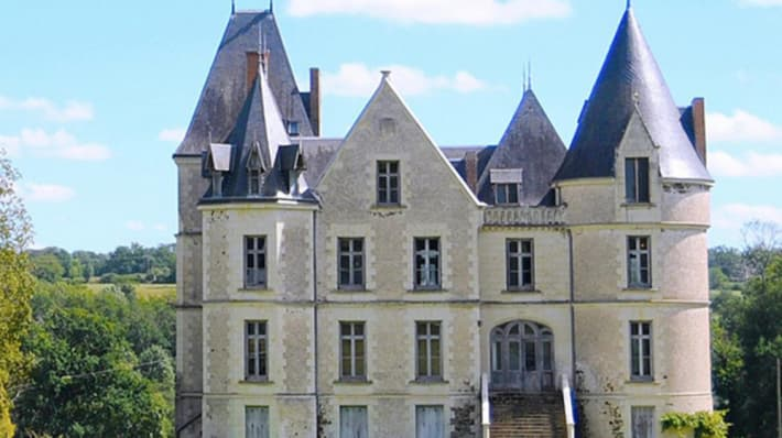 Photo of the Château Domaine de Boisbuchet