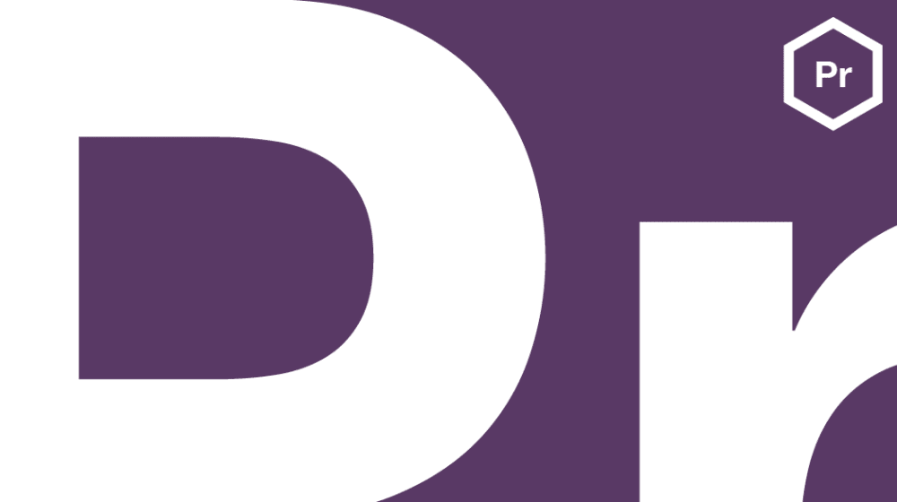 White purple logo