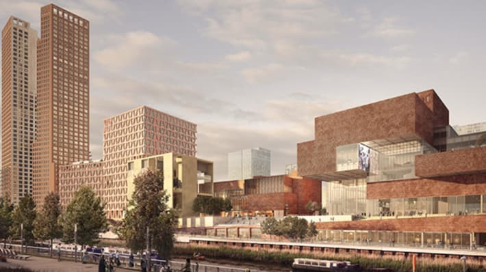 Image of LCF building design