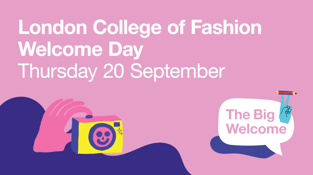 LCF Welcome Day
