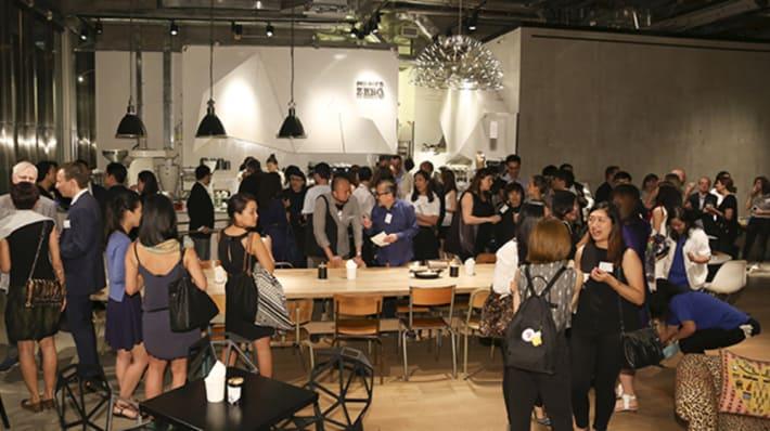 Hong Kong Reception 2015