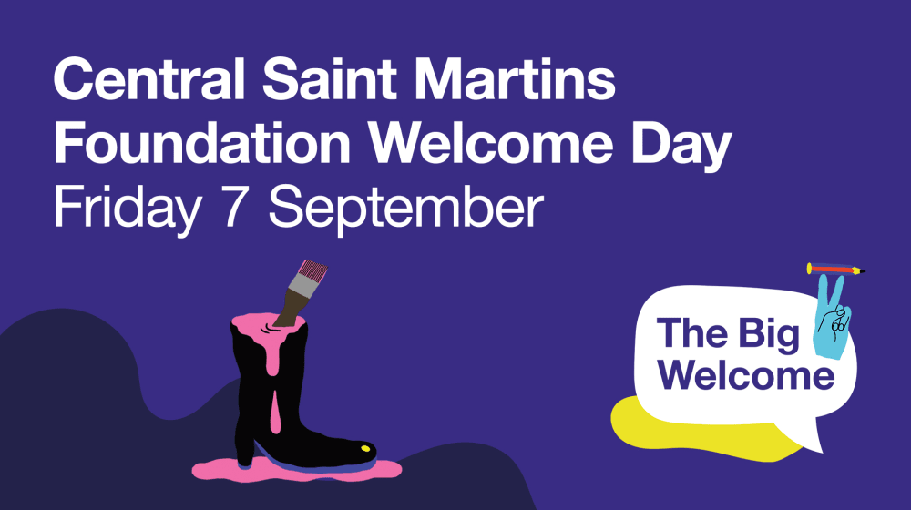 CSM Foundation Welcome Day
