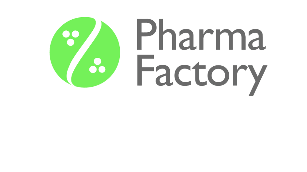 Pharma Factory logo