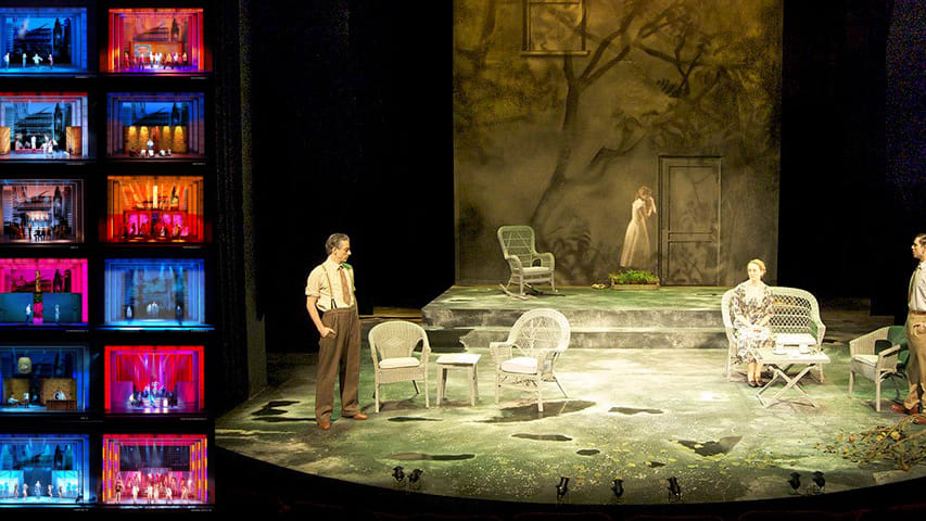 Summer Study Abroad Theatre And Screen Design Wimbledon