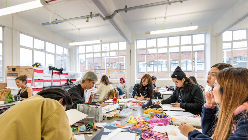 Foundation Diploma In Art And Design Ual