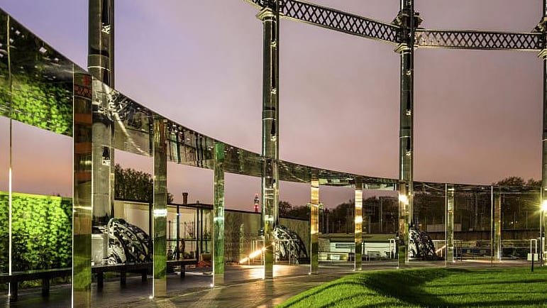 Parks and Open Spaces in King's Cross   Central Saint Martins