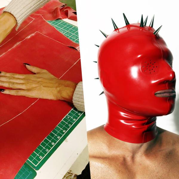 Nick Jones work on models and mannequins