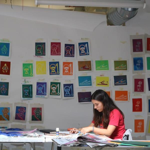 ARTANDh4u1 Art and Design Workshops for 16-18 Year Olds