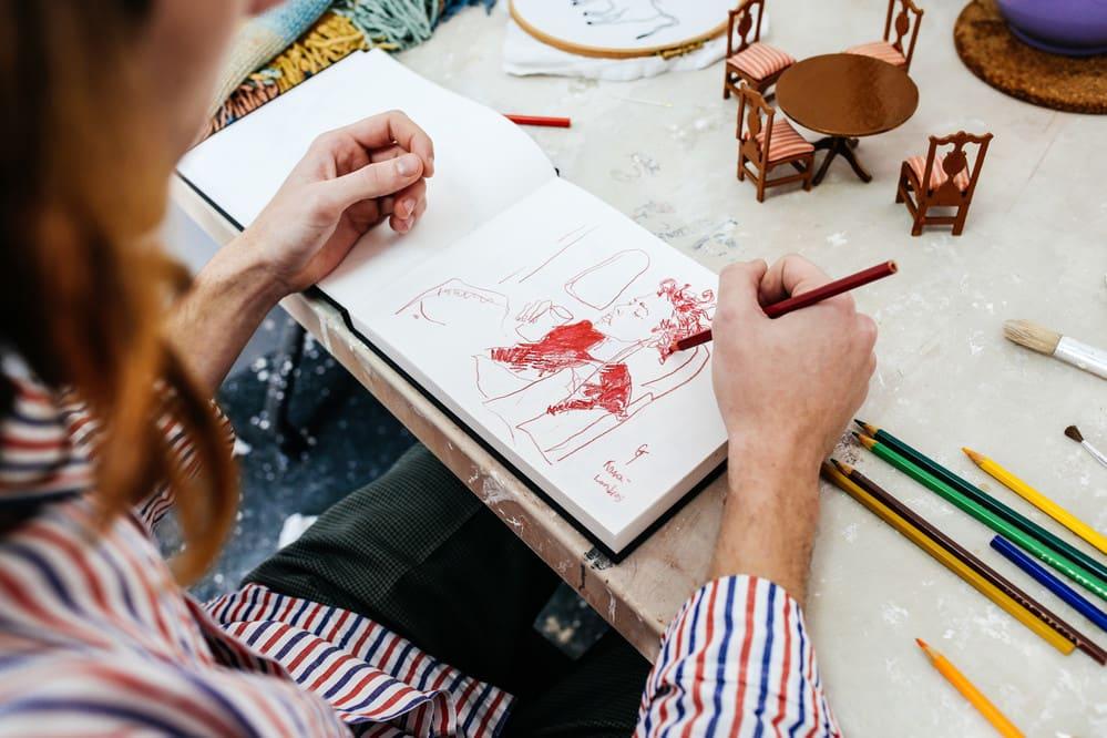 Big Welcome: Meet your Fine Art Dean