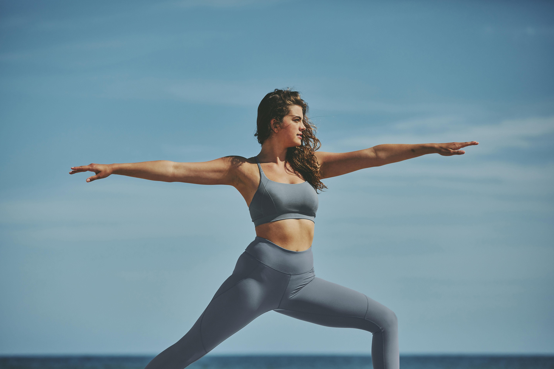 Big Welcome: Online yoga with Sweaty Betty