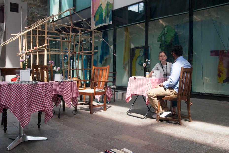 Friederike-Zapf-Philosophers-Cafe-and-Juliana-Dorso-in-Windows-Gallery.jpg