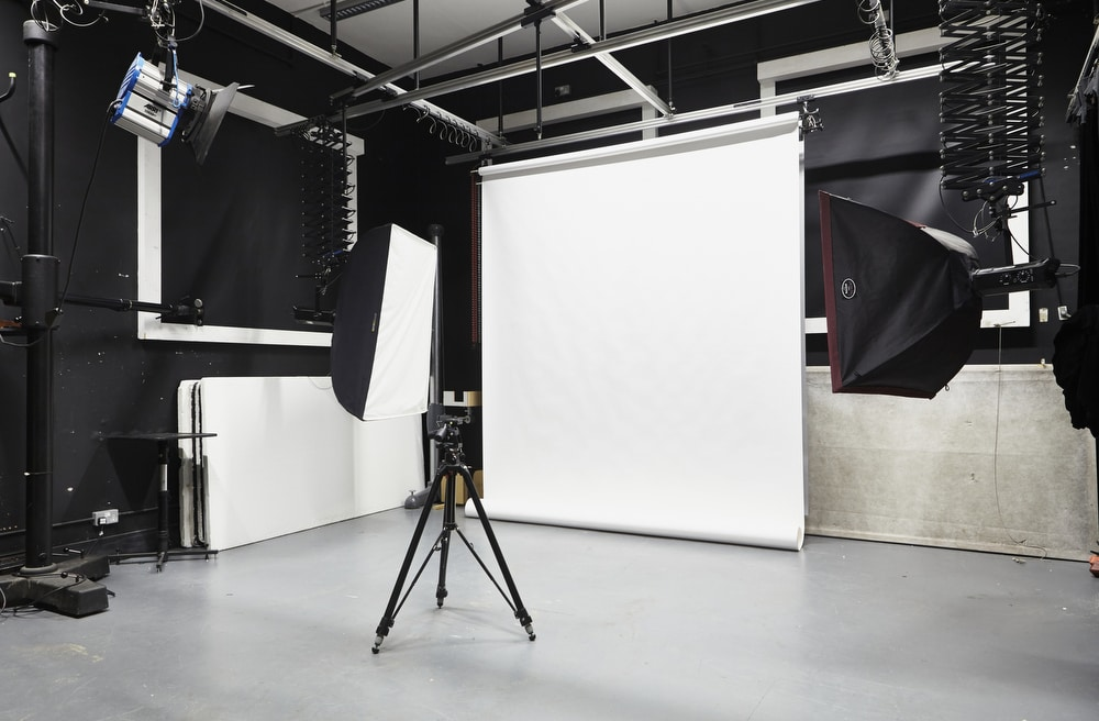 Chelsea photography studio.