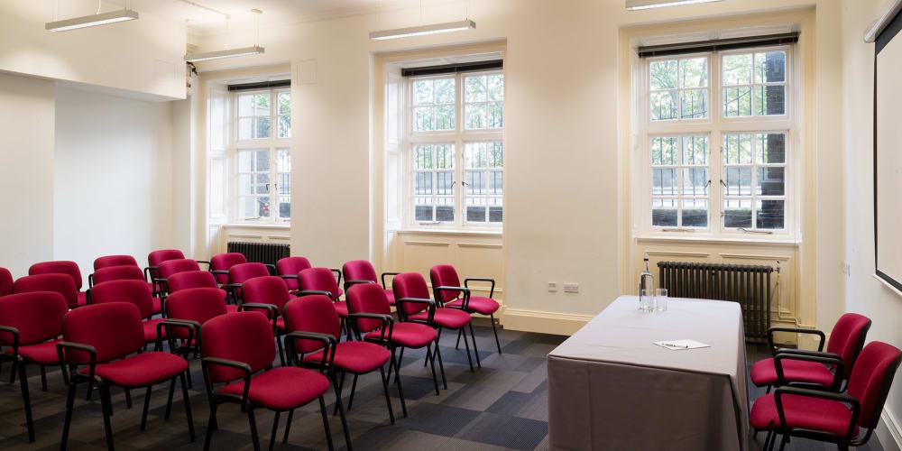 Chelsea College of Arts Billiards Room.