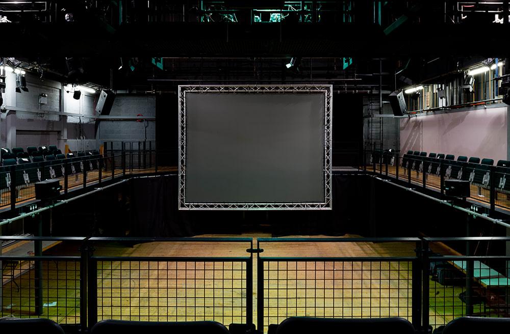 Wimbledon's theatre.