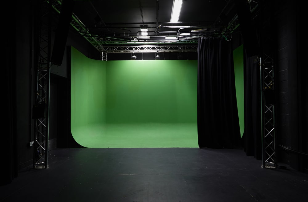 Wimbledon green screen.