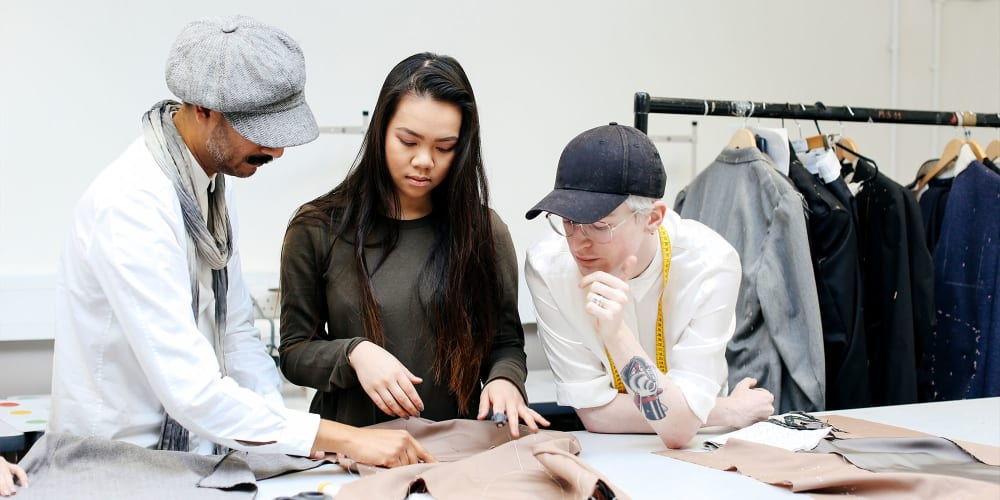 Short Courses   London College of Fashion