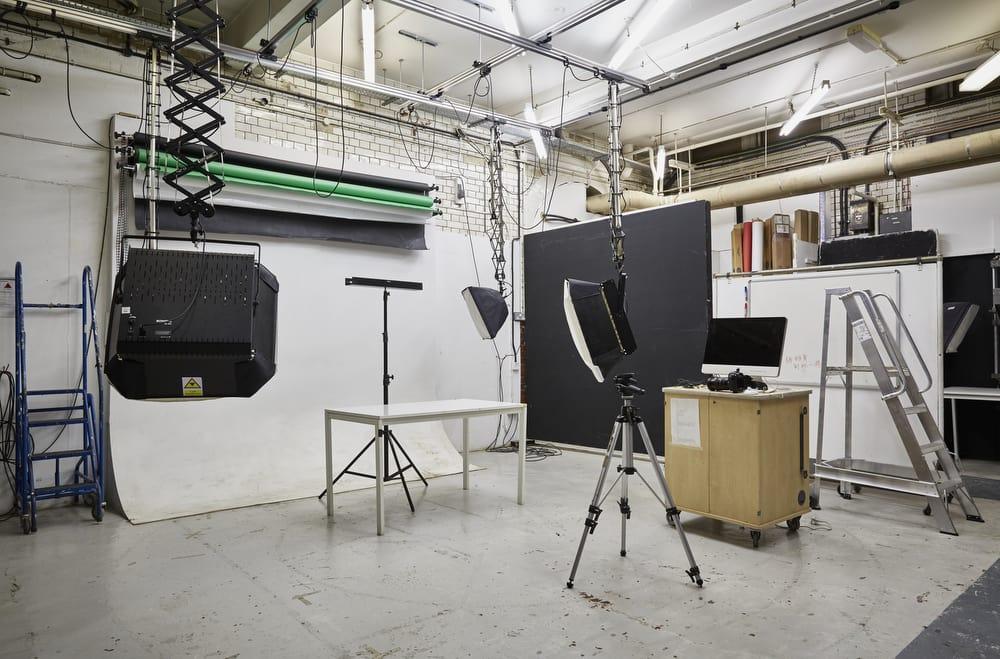 Camberwell photography studio.