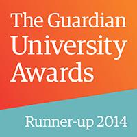 Guardian University Awards 2014