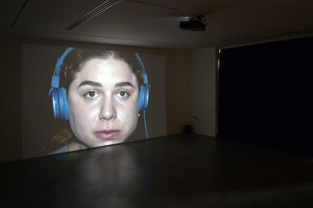 Video installation by Giorgia Castiglioni - BA Photography.