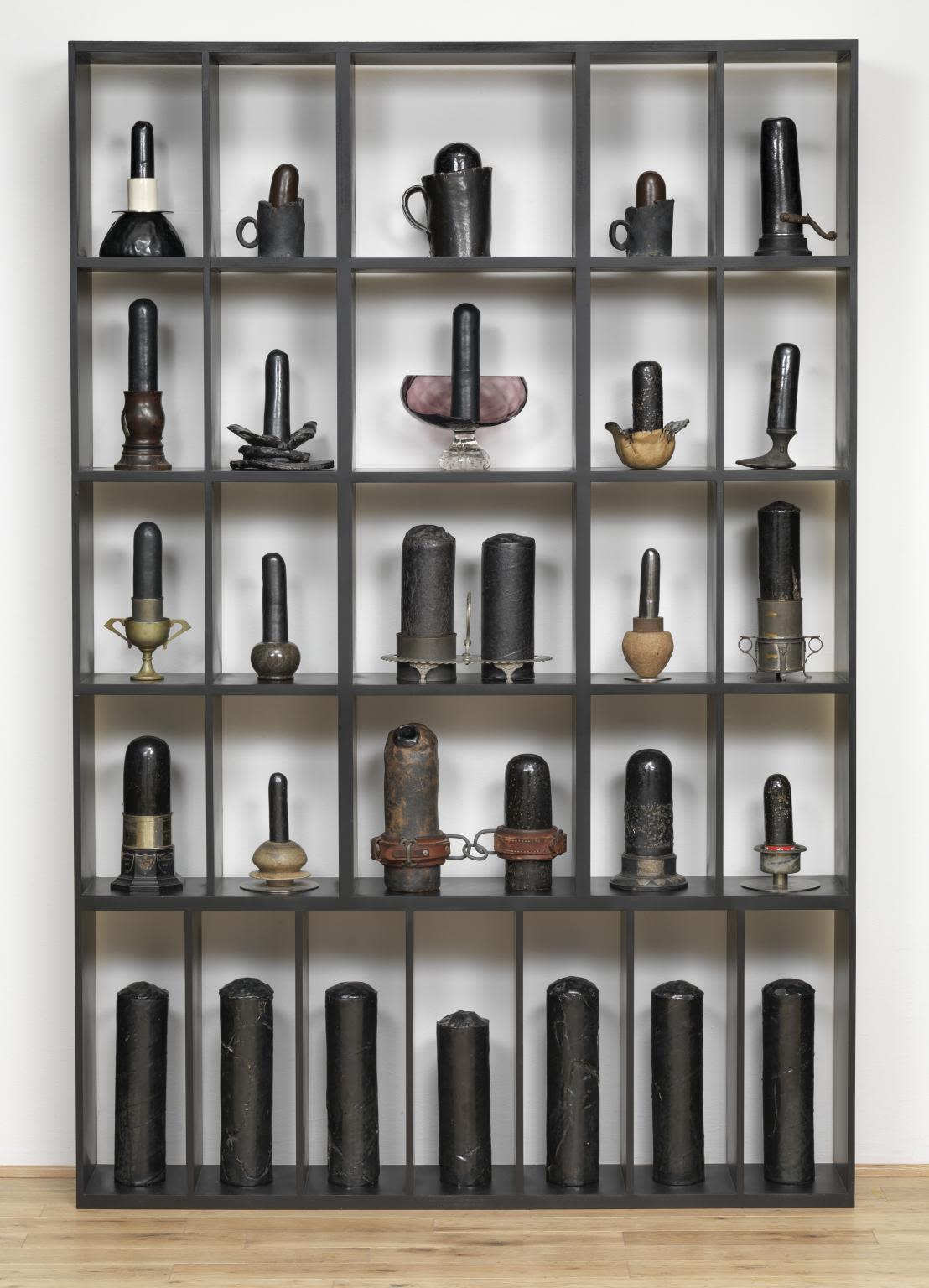 'Bullets' by Donald Locke