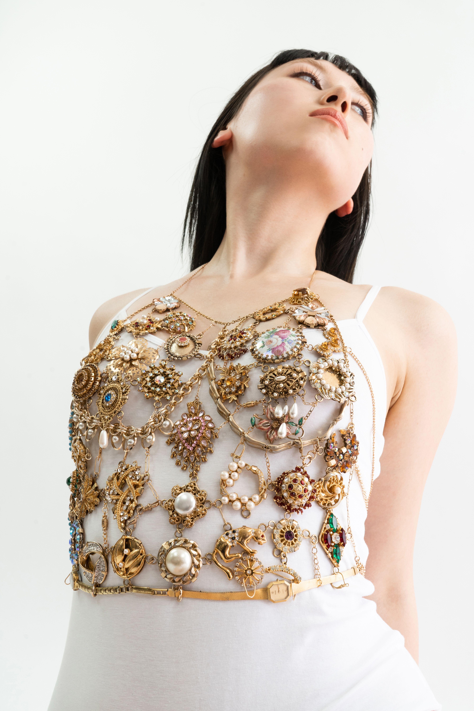 Mingjie Yang, Year 3 BA Fashion Jewellery Design Proposal