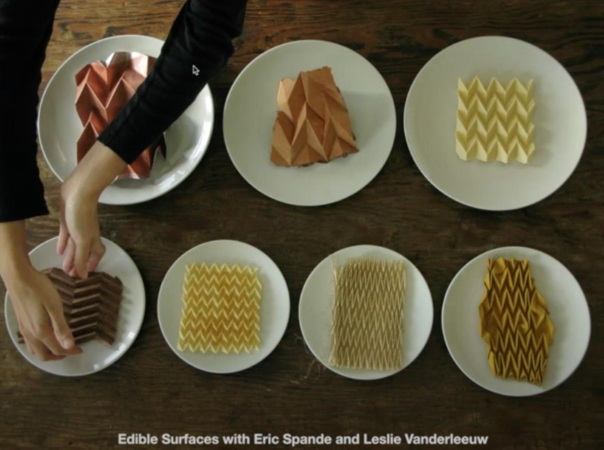 Edible Surface