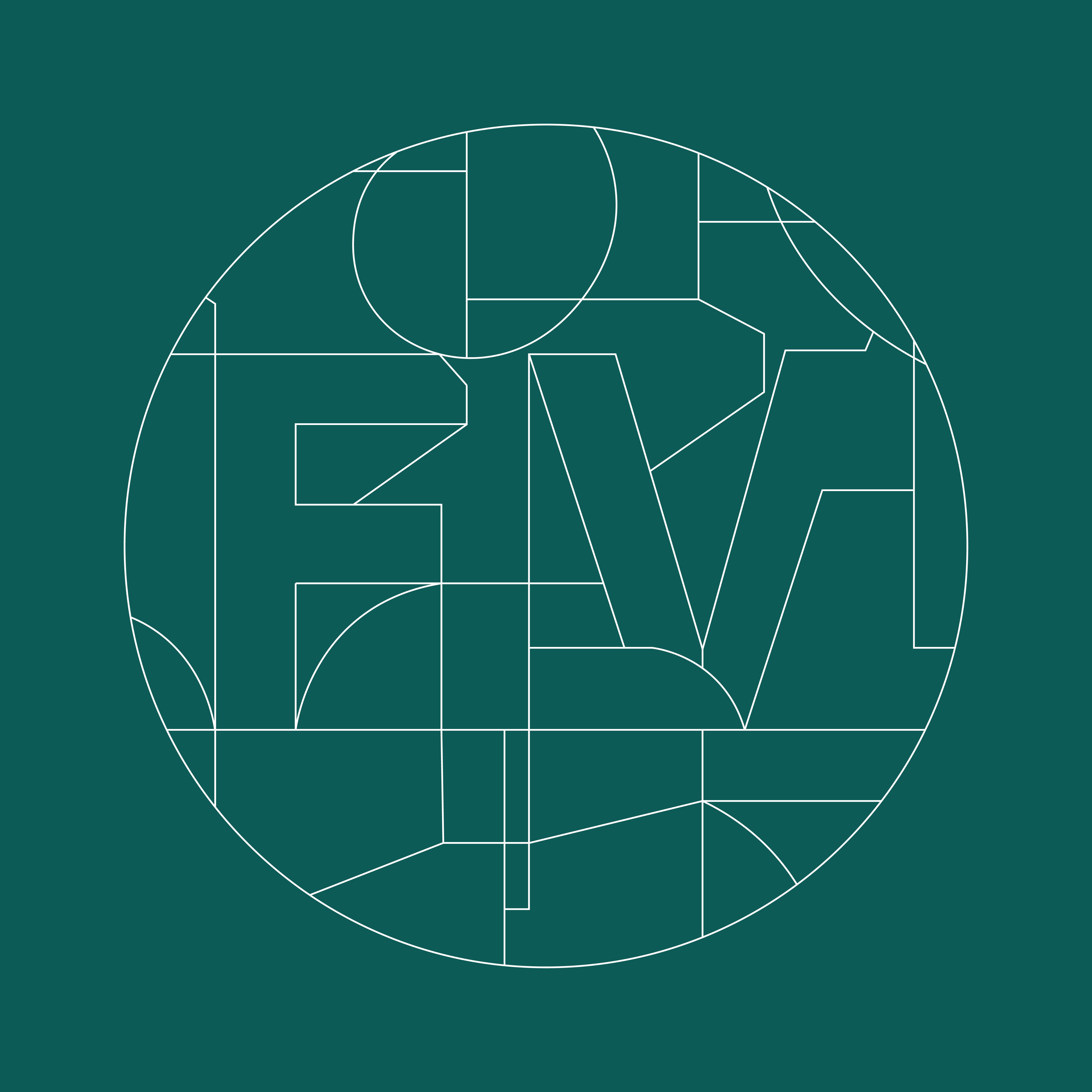 Fashion Values logo illustration