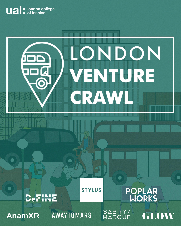 London Venture Crawl promotional image