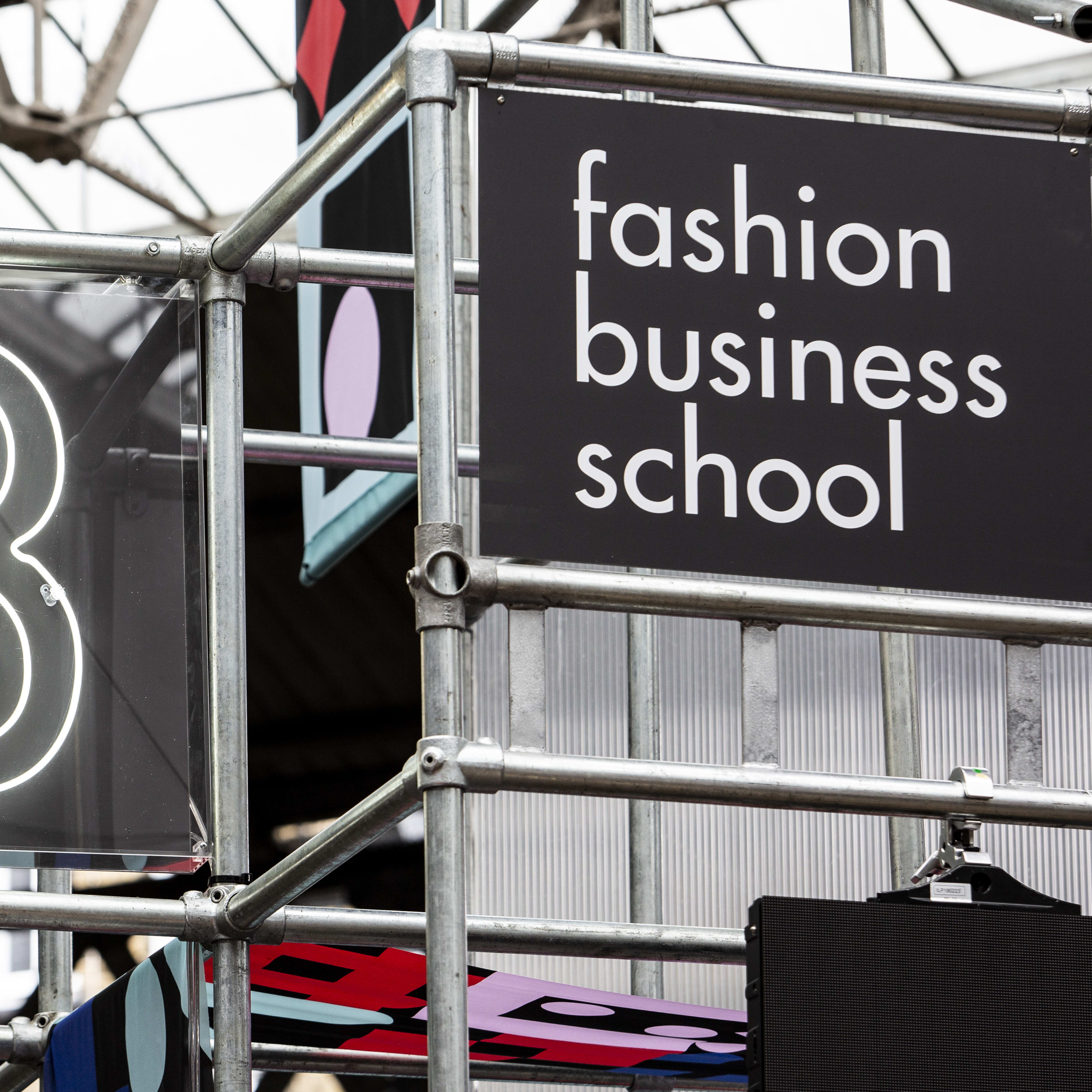 Fashion Means Business 19 by Fashion Innovation Agency at Spitalfields Market