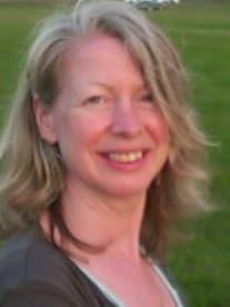 Portrait of June Rowe