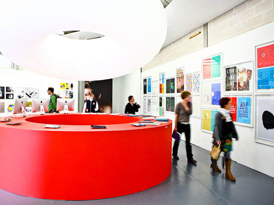 Summer Show at Central Saint Martins. Image courtesy of UAL