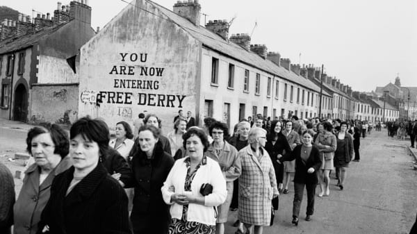 Postponed: Territorial Troubles: Contested Realities in Northern Ireland