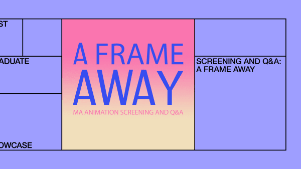 Screening and Q&A: A Frame Away