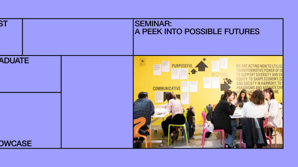 Seminar: A Peek Into Some Possible Futures