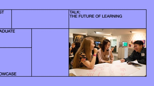 Talk: The Future of Learning