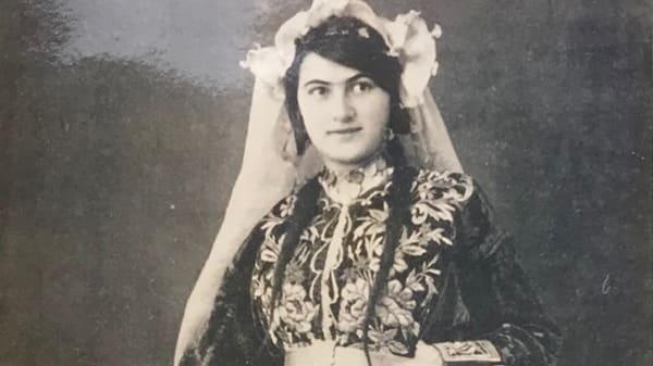 Old photographs and fashion history: The story of an Ottoman wedding dress