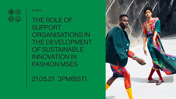 Fostering Sustainable Practices: The role of support organisations in the development of sustainable innovation in fashion MSEs
