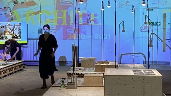 BA Architecture graduate showcase