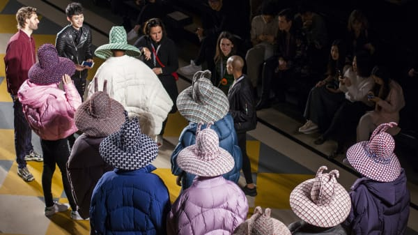 MA Fashion Design Technology Menswear: Virtual Open Evening